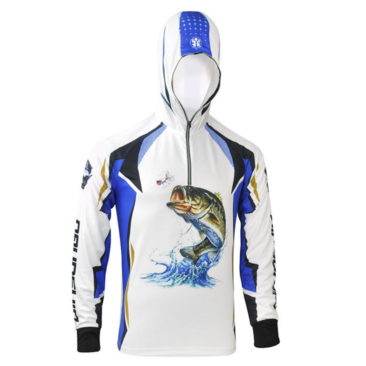 Hooded Fishing Shirt
