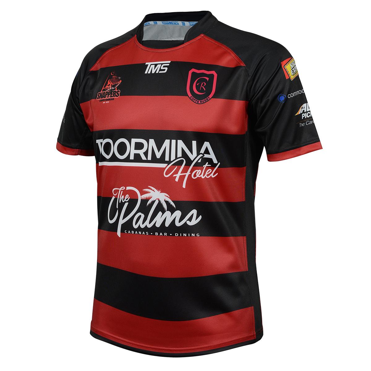 PerforMAX Elite Rugby Jersey